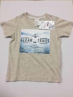H&M T shirt (4-6months)