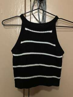 BRAND NEW HIGH QUALITY RIBBED TOP BOUGHT FOR 600 IN HK