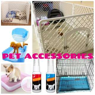 🚚 Pet Dog Cat Accessories Playpen Toilet