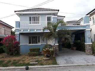 House and lot fully furnished
