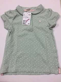H&M baby polo shirt (6-9M)