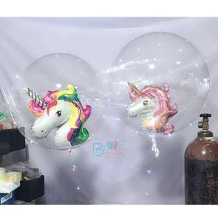 🚚 Unicorn in Led Balloon - Special Promotion at Artbox Singapore