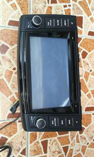Suzuki Swift double DIN OEM including reverse camera