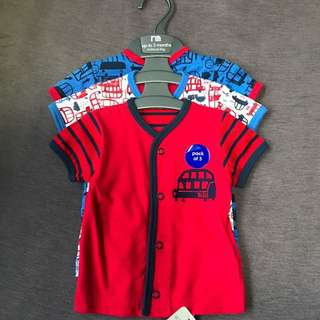 BN Mothercare Baby Clothes 3pc Set
