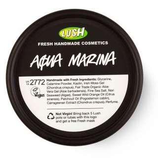 Lush Aqua Marina Cleanser