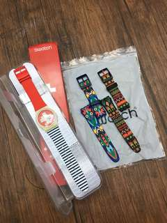 SWATCH Red Edition