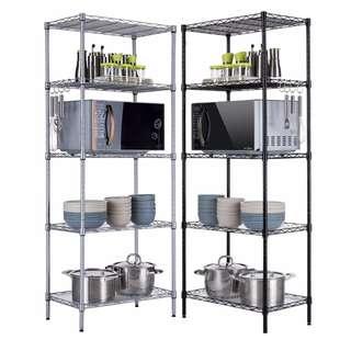 $178(包運費) 45cm | 54cm | 60cm-5/6層 微波爐架 置物架 層架Microwave Rack