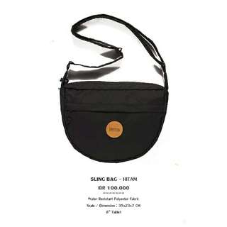 Messenger Bag Tas Slempang Wanita pria Sling Bag ARTCH IND