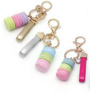 Colourful Bag Charms