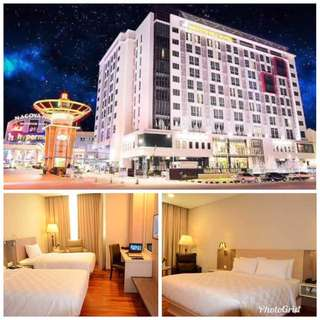 2D1N free & easy stay at Nagoya Hill Hotel