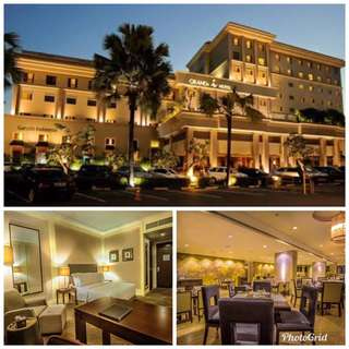 2D1N free & easy stay at Grands i Hotel
