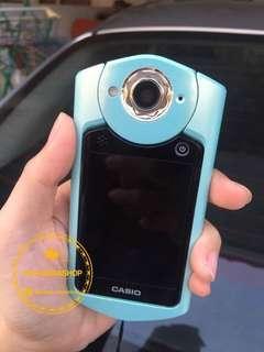 Casio Tr60 薄荷绿 二手 ⭐️⭐️