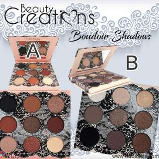 BEAUTY CREATIONS Boudoir Eyeshadow