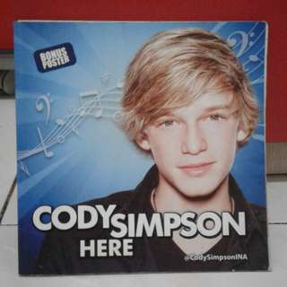 Cody Simpson Here by @CodySimpsonINA
