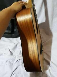 Greg Bennet Acoustic Guitar