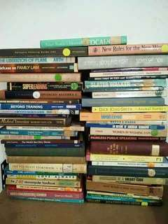 Buku english non fiction