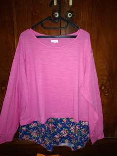 Blouse Mix Jumbo Bigsize