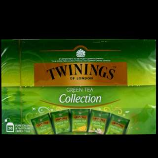 Twinings Green Tea Collection