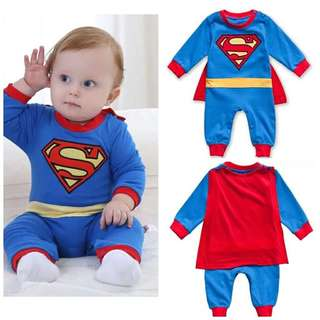 SUPERMAN OVERALL