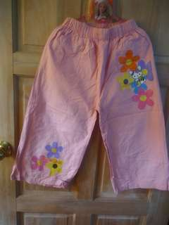 hare pink pants