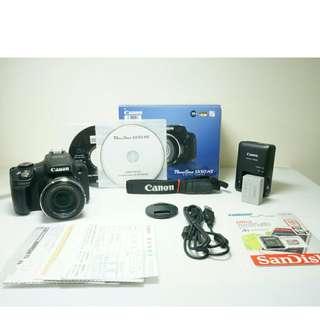 🚚 Canon PowerShot SX50 HS