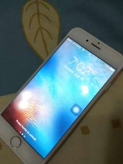 Offer Me Sale Swap Iphone 6 128gb new