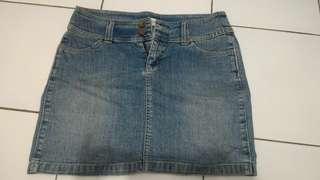 Rok jeans #mausupreme