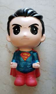 Superman coinbank