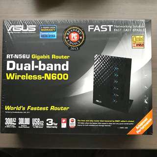 Asus RT-N56U Router Wireless N600 Dual-Band