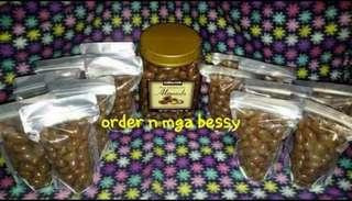 Chocolate kirk almond 250 is 50pcs 210 40pcs