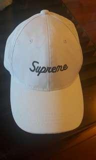 韓國買的supreme 帽子