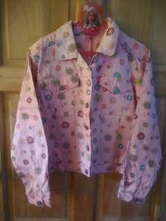 Barbie denim jacket