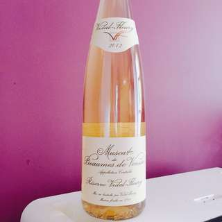 (甜酒) 2012 Muscat de Beaumes de Venise, Vidal Fleury