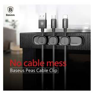 Cable Clip Magnetic USB (In-Stock)