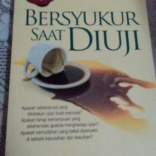 Bersyukur Saat Diuji Muhd Kamil Ibrahim
