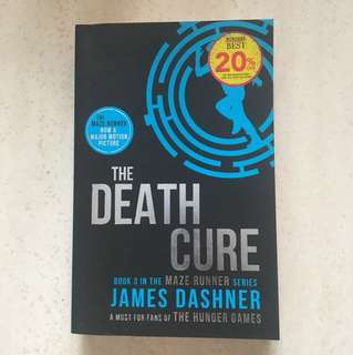 The Maze Runner Series : The Death Cure