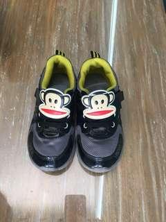 Paul n frank black shoes
