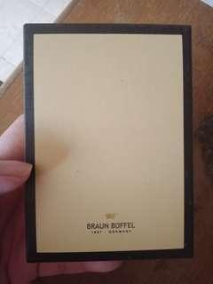 Braun buffel box