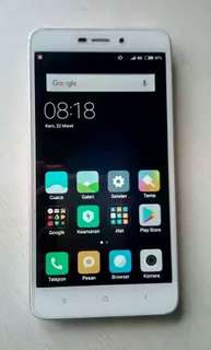 Offer Me Sale Swap Xiaomi Redmi 4a white