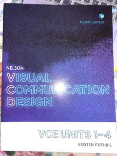 Visual Communication Design VCE 1-4