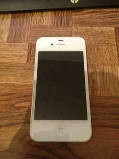 Offer Me Sale Swap iphone 4S white