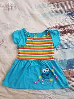Sesame Street beginnings Dress
