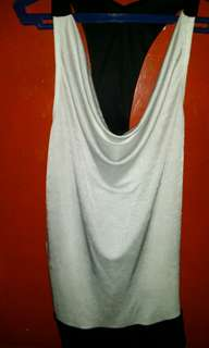Express nice front and back top