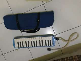 Pianika alat musik tiup