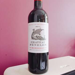 2011 Chateau Fenelon, Bordeaux, France
