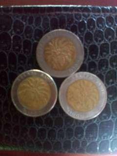 Uang logam seribuan