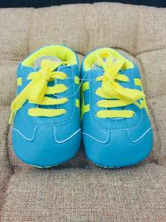 Brand New Onitsuka Tiger Inspired Baby Shoes