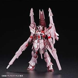 HG Hi Nu Gundam Vrabe Amazing Ver The Crimson Comet