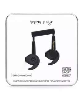 Happy plugs sports headphone