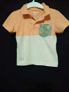 Cherokee...Polo Shirt, 12months